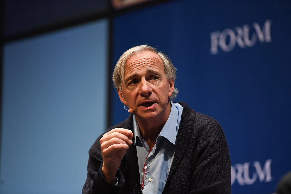 Hedge Fund Manager Ray Dalio