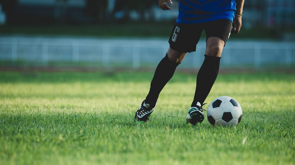 Gregory Harriman's Soccer drills for home