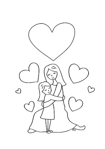 COLORIAGE-MAMAN-CALIN-COEUR-FILLE_page-0