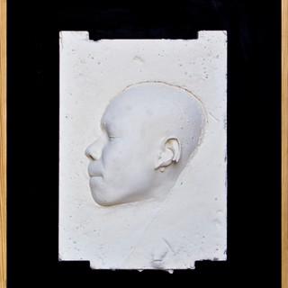 Self Portrait Plaster Cast