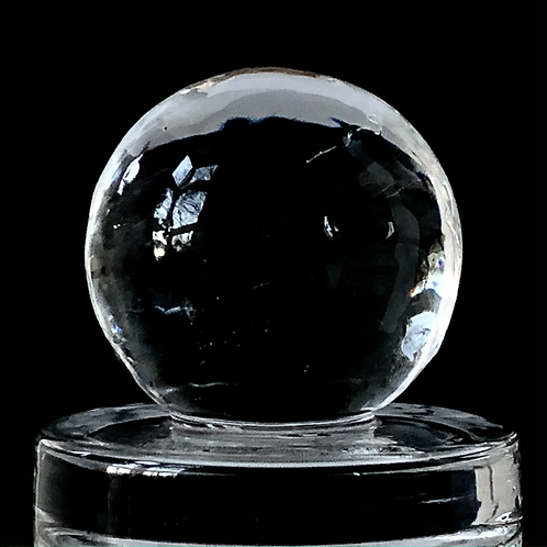 Wicked Clear Spheres