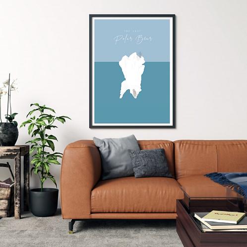 THE LAST POLAR BEAR [Poster]