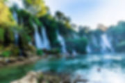 Kravice waterfalls tour