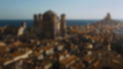 Great Sept and Kings Landing panoramic view