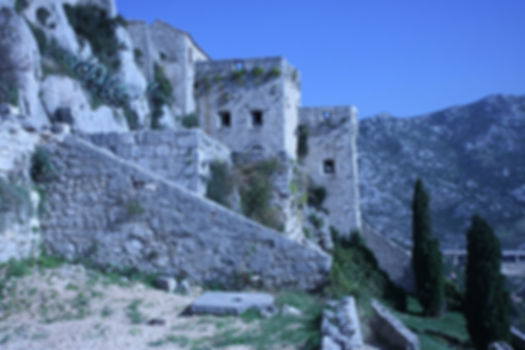 klis-fortress used for Game of Thrones filming location