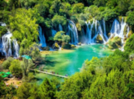 Kravice waterfalls tour