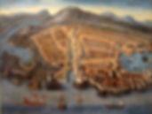 Ragusa Dubrovnik Map