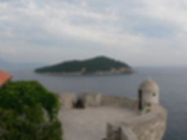 Island of Lokrum, Dubrovnik