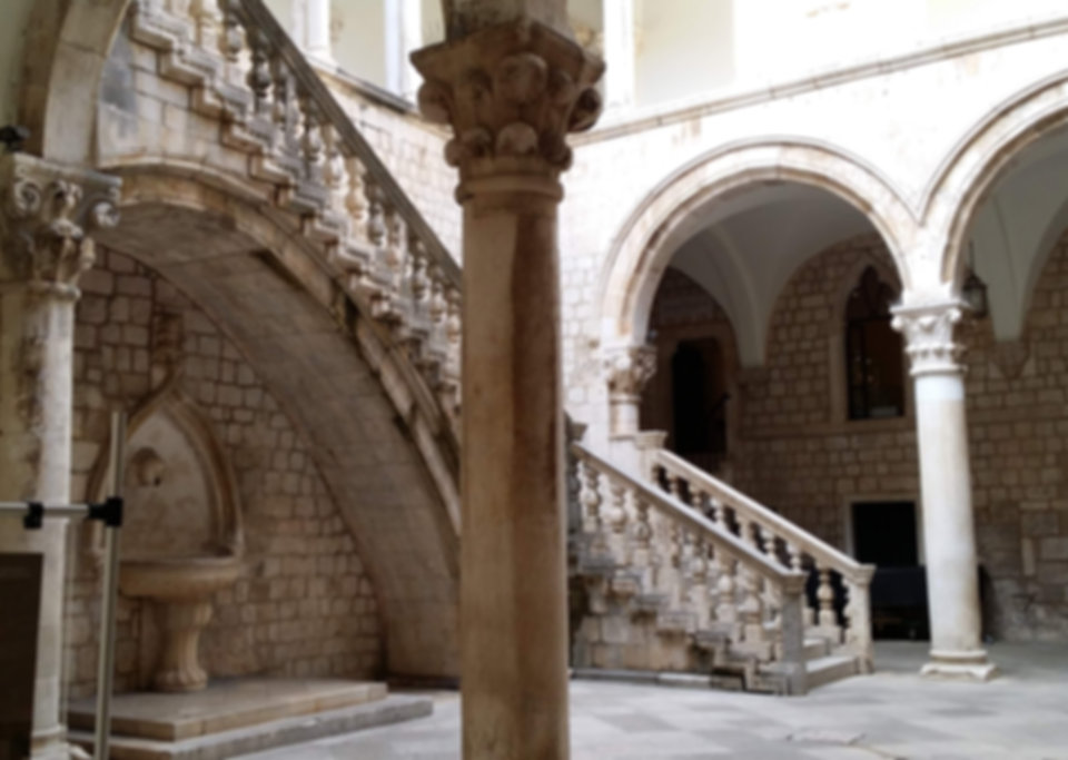 The City of Qarth Rectors Palace Dubrovnik