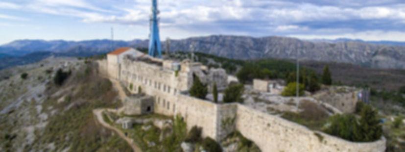 Srđ Fort Imperial Dubrovnik
