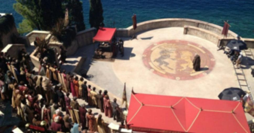 Hotel belveder Game of Thrones filming location