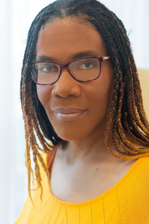 Angela Jackson-Brown. Photo credit: Chandra Lynch, Ankh Productions
