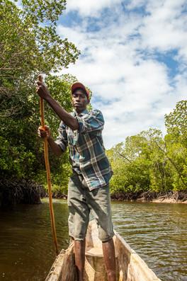 Kenya Canoe