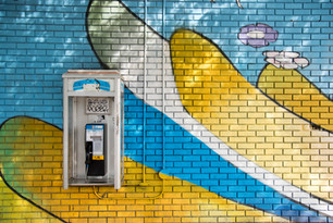Phone Booth, Vancouver