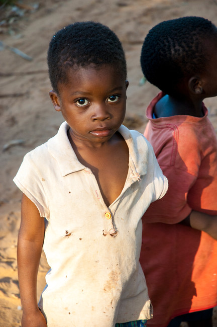 Kenyan Schoolgirl