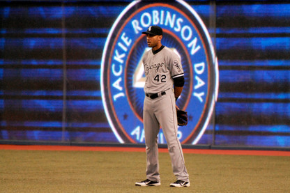 Chicago White Sox on Jackie Robinson Day