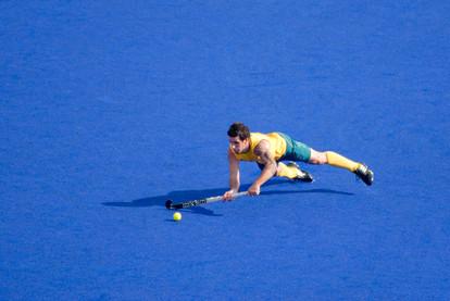 Men's Olympic Hockey - Germany v Australia