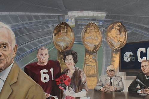 Jerry Jones Painting
