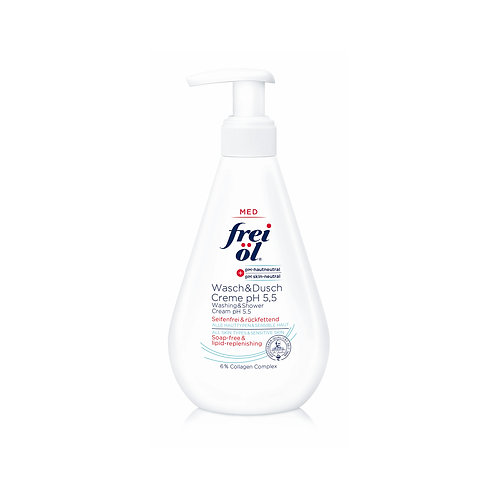 Washing & Shower Cream PH 5.5