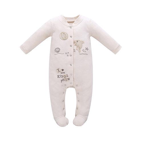 Pijama Bebé Blubber Rayas