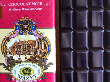 El Chocolate con aroma a frambuesa que te cautivará