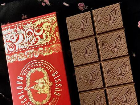 Un poco de historia del chocolate ruso