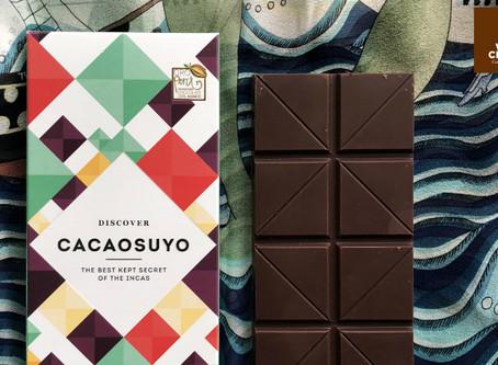 El Cacao de Machu Pichu que gana premios