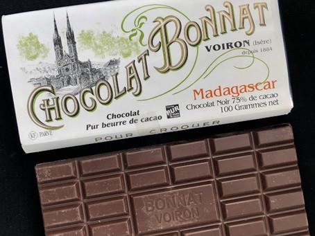 Un chocolate centenario