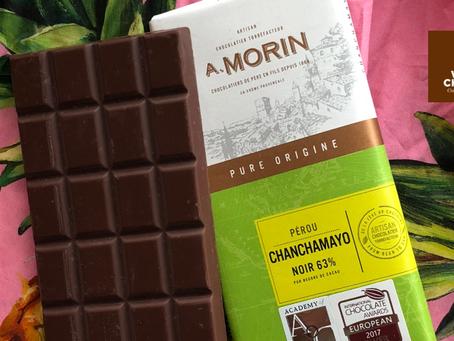 La delicadeza del Chocolate peruano