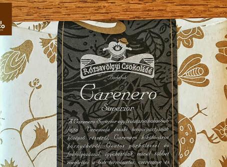 Un Chocolate que destaca por su envoltorio