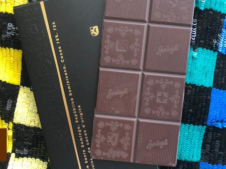 Intenso Chocolate procedente de Santo Domingo