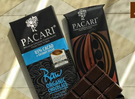 El azúcar de coco, al servicio del Chocolate