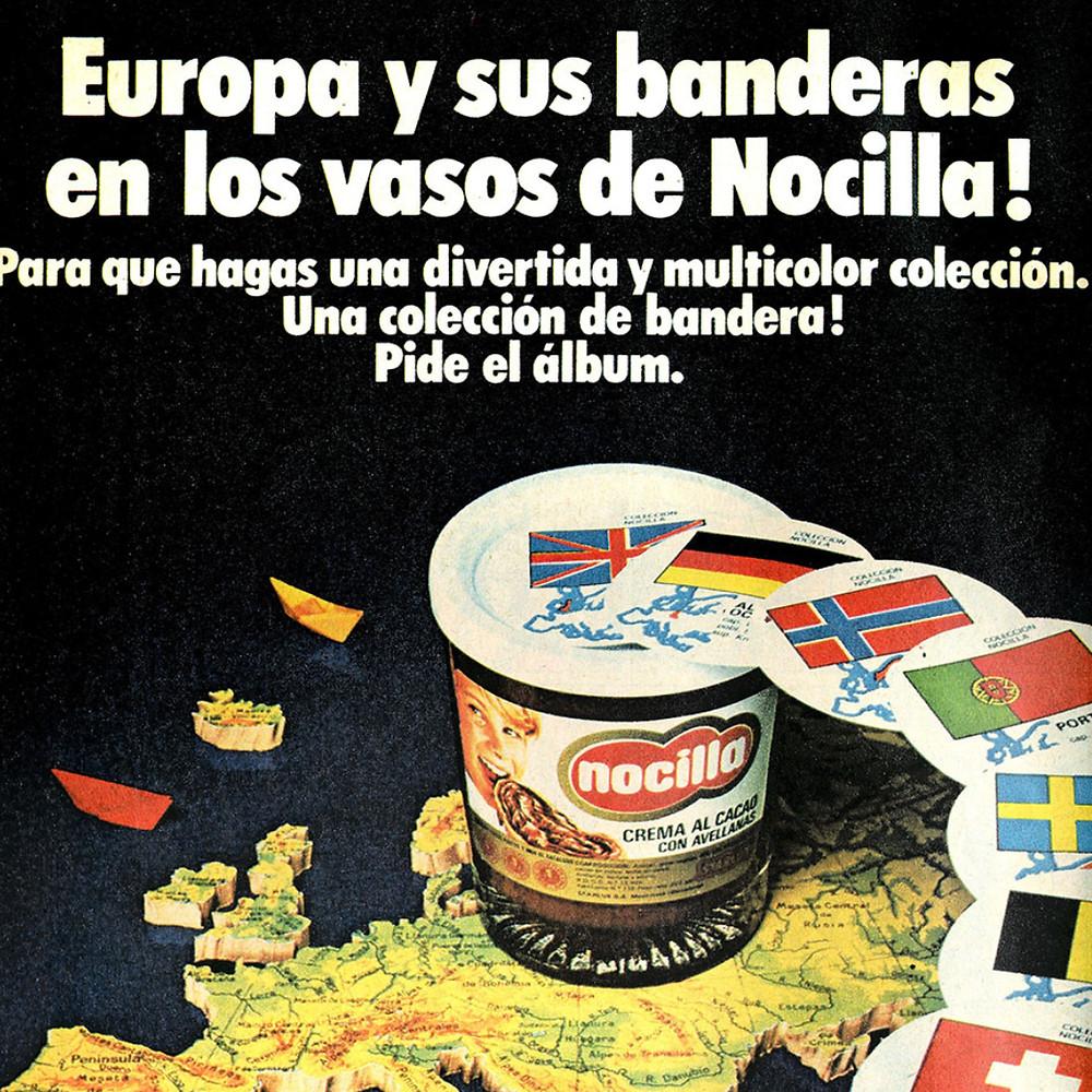 campañas de nocilla años 70