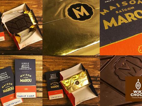 El Chocolate negro mas fino de Vietnam