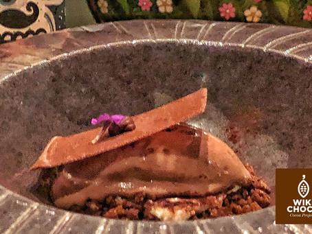 Chocolate con estrella Michelin