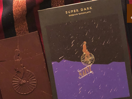 El Chocolate más oscuro desde Lituania