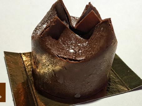 Receta del coulant de Chocolate