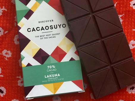 El cacao del Amazonas peruano