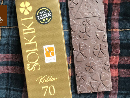 Un Chocolate con numerosos matices