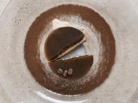 Bizcocho de Cacao y mascarpone