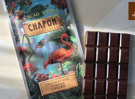 El chocolate de la cultura pop