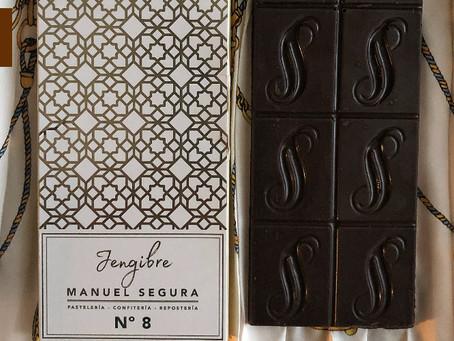 El lado picante del Chocolate negro