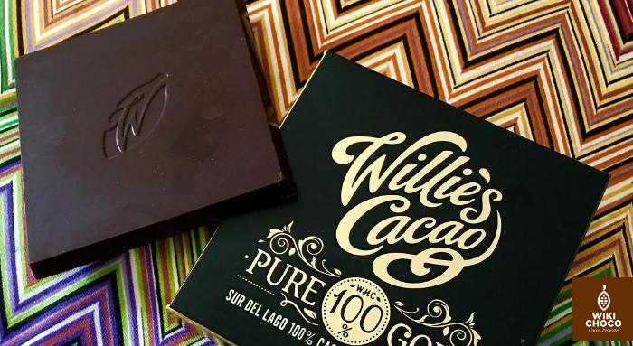 Cacao negro de sur de lago en venezuela de willies cacao