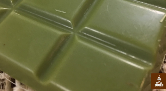 Chocolate marca Utopick color verde