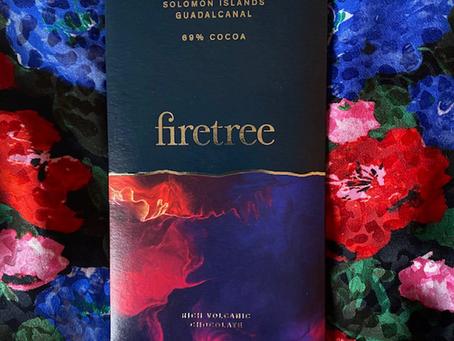Firetree: un rico chocolate volcánico