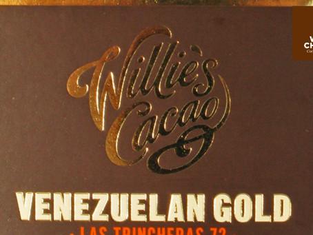 Un Chocolate oscuro desde las trincheras en Venezuela