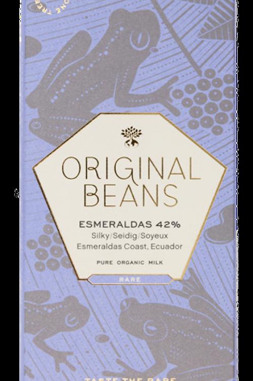 Esmeraldas 42%