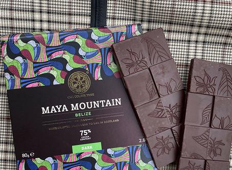 Chocolate Maya Mountain