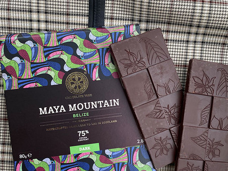 Chocolate Maya Mountain