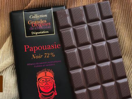 Un Cacao con sabor de la Oceanía tropical
